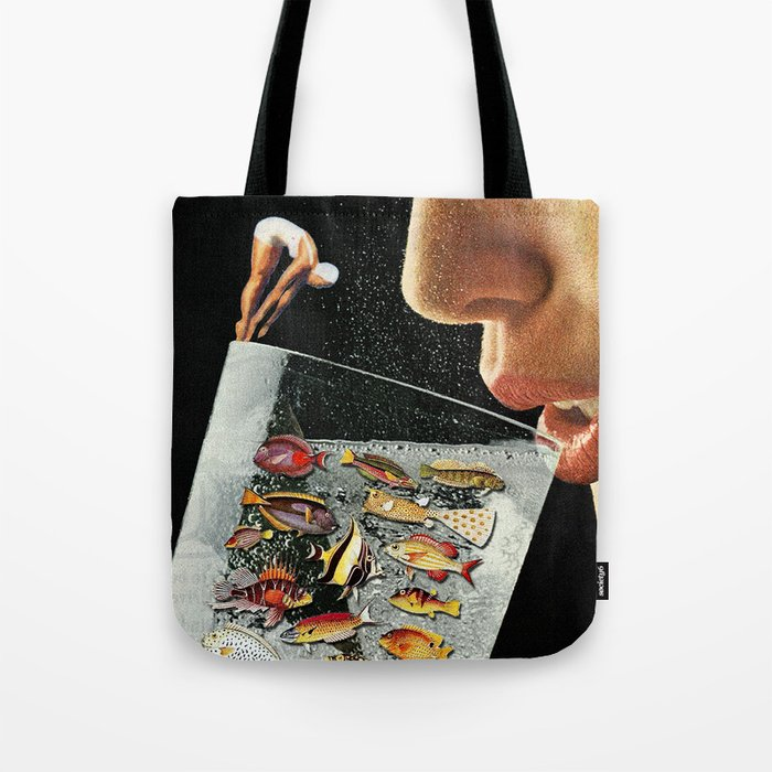 Shared Ecosystem Tote Bag