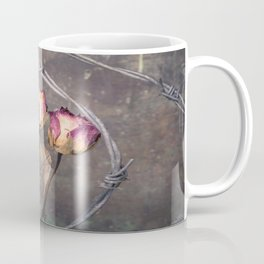 Trapped Roses Coffee Mug