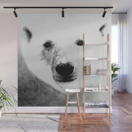 Polar Bear Wall Mural