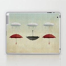 the umbrella filleth Laptop & iPad Skin