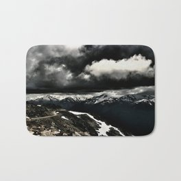 Mountains, Garibaldi Provincial Park Bath Mat