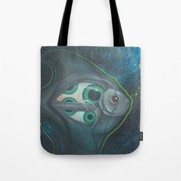 Fisheye Tote Bag