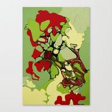 Orangery Canvas Print