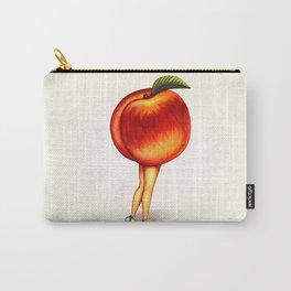 Peach Girl Carry-All Pouch