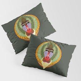Mandrillus Sphinx Pillow Sham