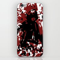 assassins creed iPhone & iPod Skins featuring Assassins by LitYousei