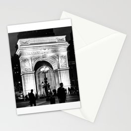 WSQ Arch Illuminated Stationery Cards