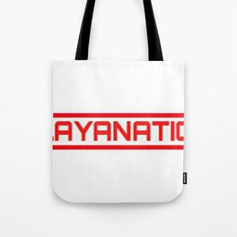 PlayaNationMG RW 2-Tone Tote Bag