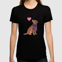 Watercolour Chesapeake Bay Retriever T-shirt