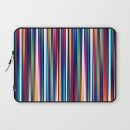 Blurry Lines Laptop Sleeve