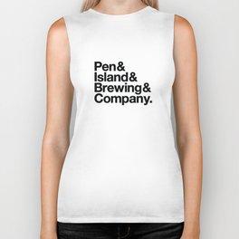 Pen&Island&Brewing&Company Biker Tank