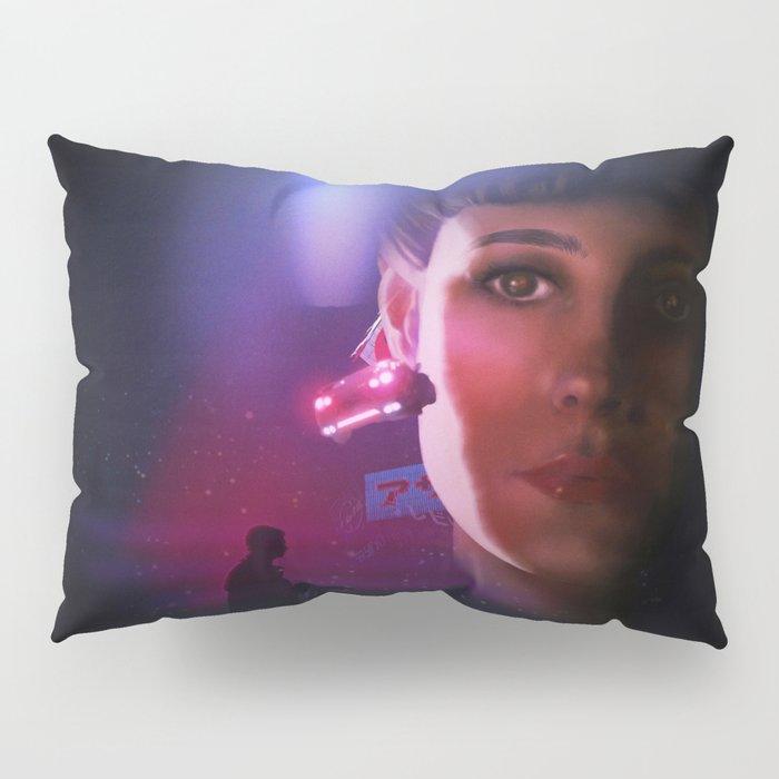 Rachael Blade Runner Poster Pillow Sham