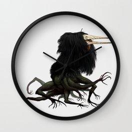 Twitchy Vukka Wall Clock