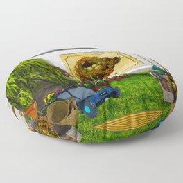 Nest Floor Pillow
