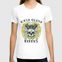 west coast T-shirts featuring West Coast Riders by Tshirt-Factory