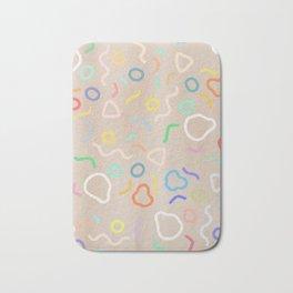 Confetti Party Bath Mat