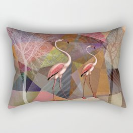 FLAMINGOS P23-C Rectangular Pillow