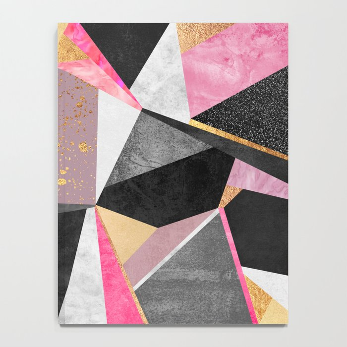 Geometry / Pink Notebook