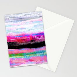 springlike view Stationery Cards