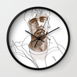 A good man Wall Clock