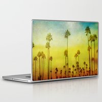 kerouac Laptop & iPad Skins featuring California Love by Honey Malek