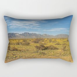 The New Mexico I know Rectangular Pillow