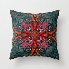 Mandala #2 Throw Pillow