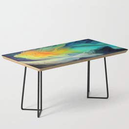 The Fantail Aurora Coffee Table