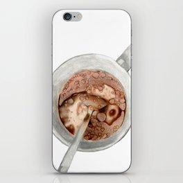 Breakfast mug iPhone Skin