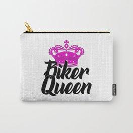 biker queen Carry-All Pouch