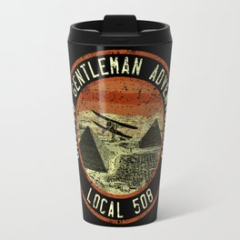 United Gentleman Adventurers Travel Mug