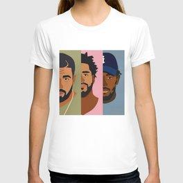 GOAT Artist Debate T-shirt