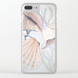 Shells Falls Clear iPhone Case