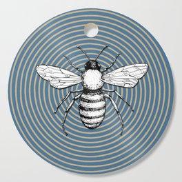 Pop Art  Bee Cutting Board