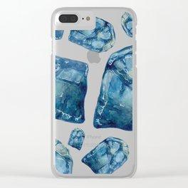 Alexandrite Clear iPhone Case