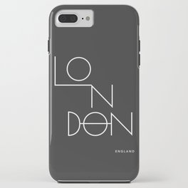 London. iPhone Case