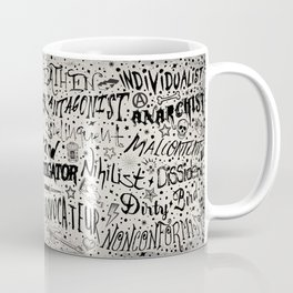 Garbage People Coffee Mug