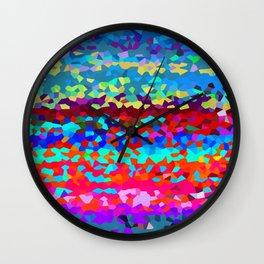 Mermaid Ocean Landscape Wall Clock