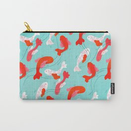Goldfish Lake Carry-All Pouch