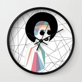 C O L O U R Wall Clock