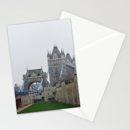 Tower and Tower Bridge Stationery Cards