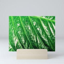 Leafy Greens Mini Art Print