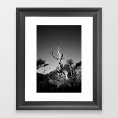 The Ascent.  Framed Art Print