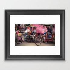 Chiang Mai - Thailand Framed Art Print