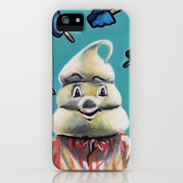 """Mr. Tastee"" by Kristin Frenzel iPhone Case"