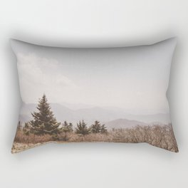Mountain Pine Rectangular Pillow