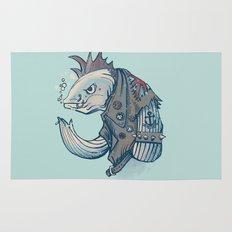 Punk Fish Rug