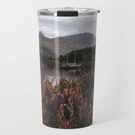Calm day - Landscape and Nature Photography Travel Mug