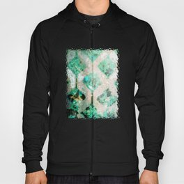 A Touch of Geometric Hoody