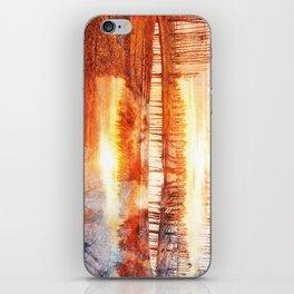 LAKEFORESTLAKE iPhone Skin